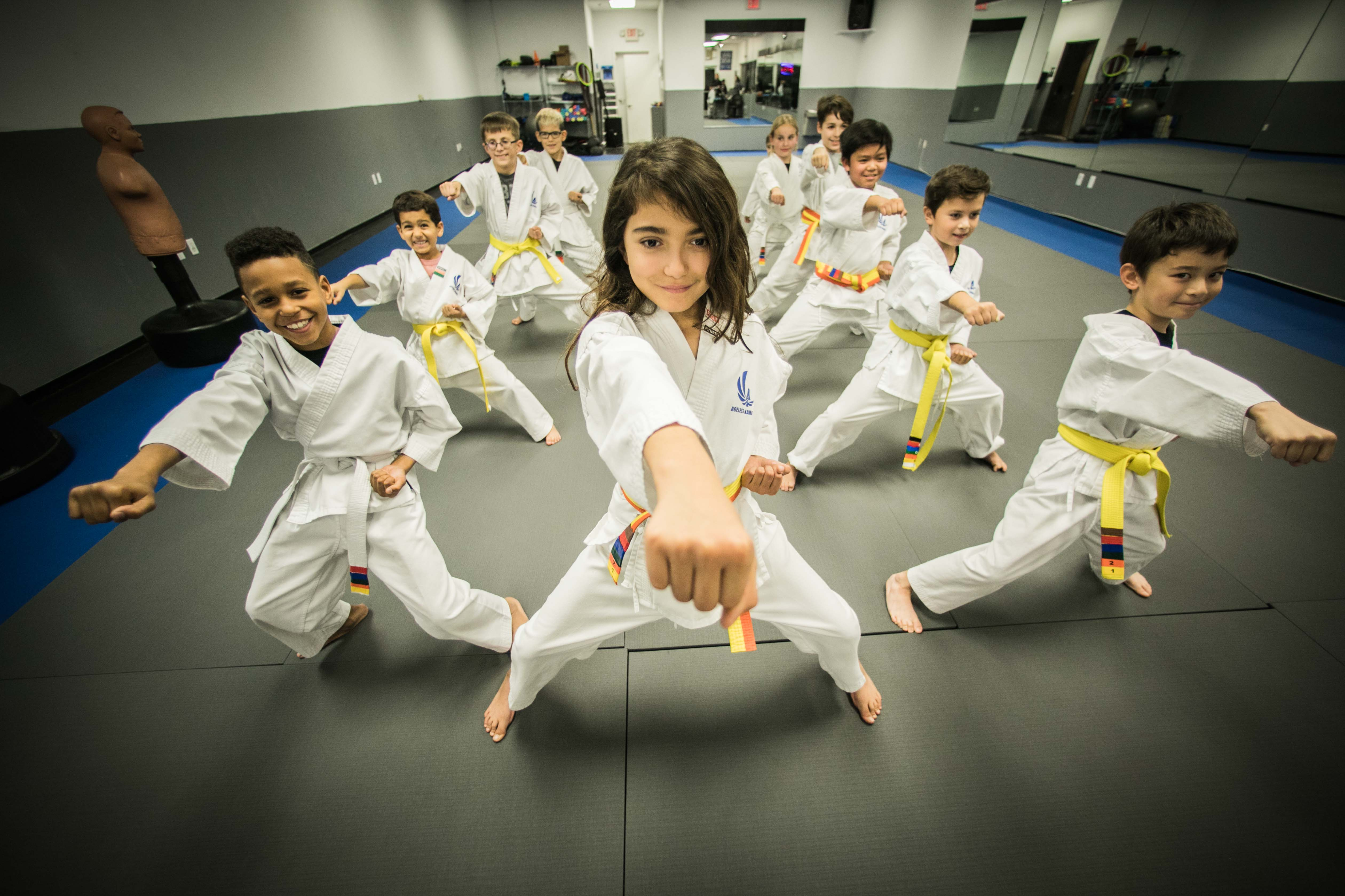Las Vegas Kids Karate, kids karate near me, shotokan