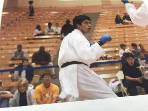 Nekkei Games Karate Tournament