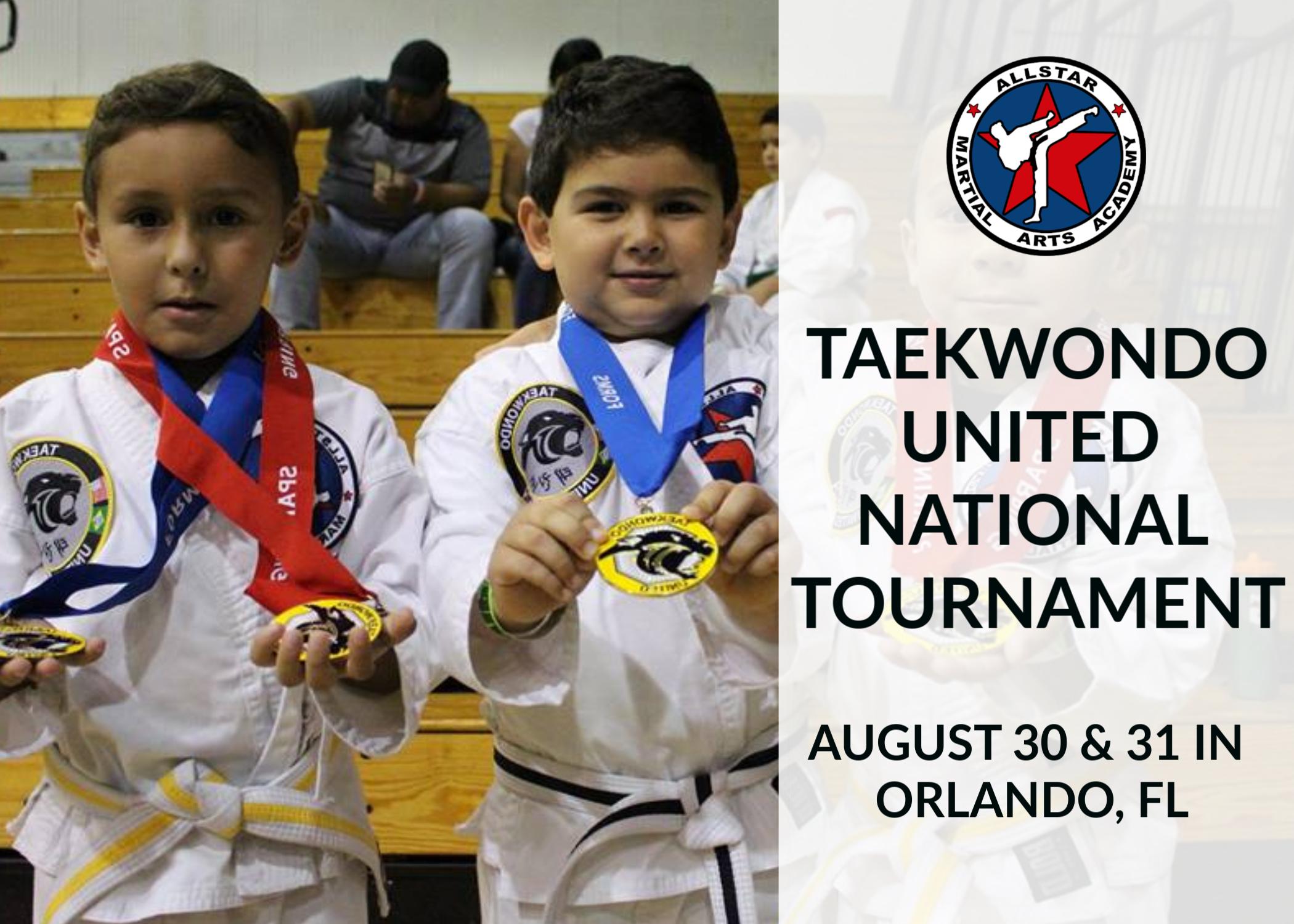 Tournament | Allstar Martial Arts Academy