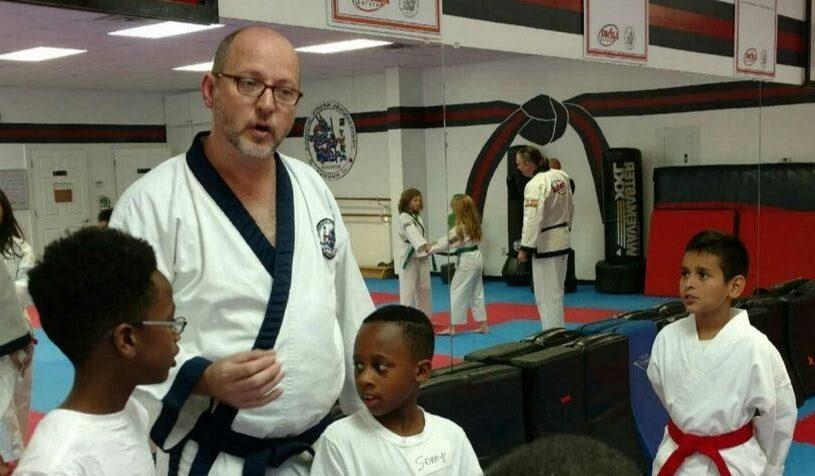 no bullies at American Family Martial Arts