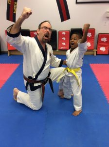 I CAN do it! martial arts rocks