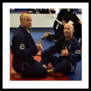 Professors Rob & Guy Pendergrass