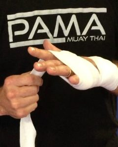 How to keep Muay Thai Hand Wraps clean