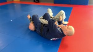 Basic Armbar Submission