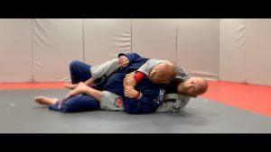 Back Mount Position-Weak Side