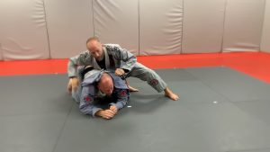 How to Back Take from the Turtle Position