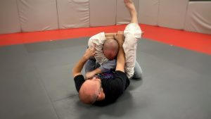 Adjust position - triangle choke