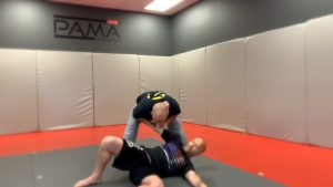 Throw opponent overhead