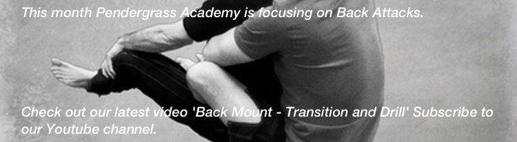 Back Mount-Transition and Drill