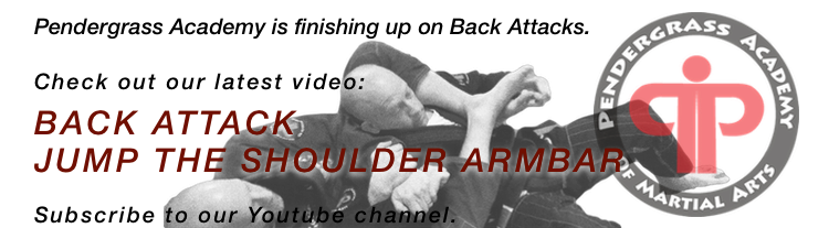Back Attack-Jump the Shoulder Armbar