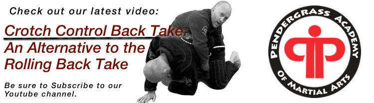 Crotch Control Back Take: An Alternative to the Rolling Back Take