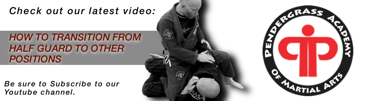 how to transition from half guard