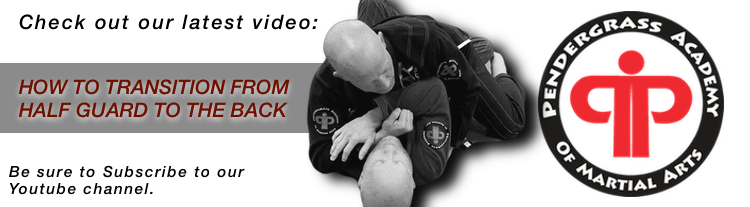 How to Transition from Half Guard to the Back