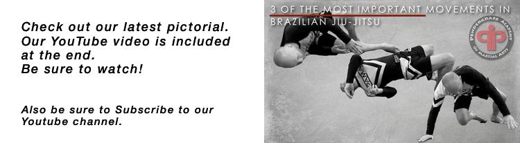 3 OF THE MOST IMPORTANT MOVEMENTS IN BRAZILIAN JIU-JITSU