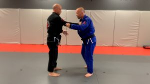 Using standard Judo Grips