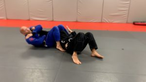 Finishing with the Armbar