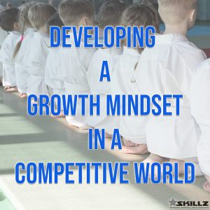 Growth Mindset in Martial Arts