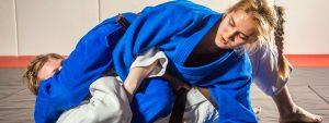Jiu JItsu for Women's Self Defense