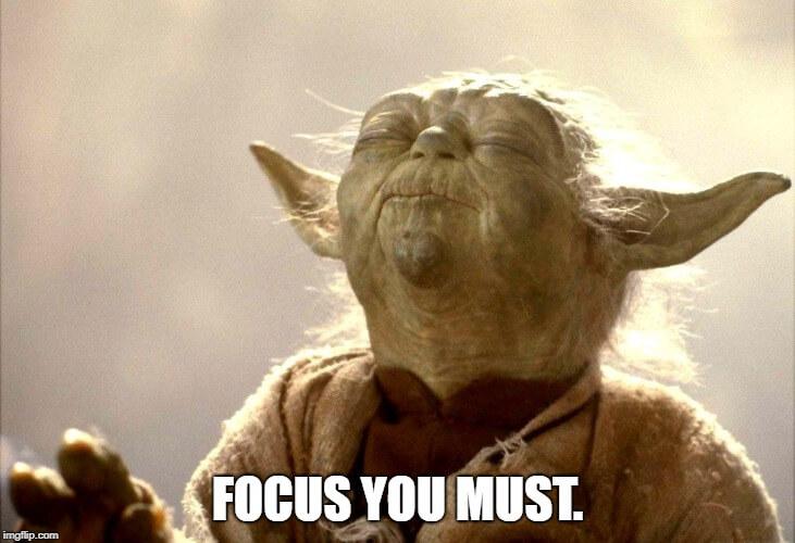 What is Your Focus?   Gracie Gulf Coast Brazilian Jiu Jitsu