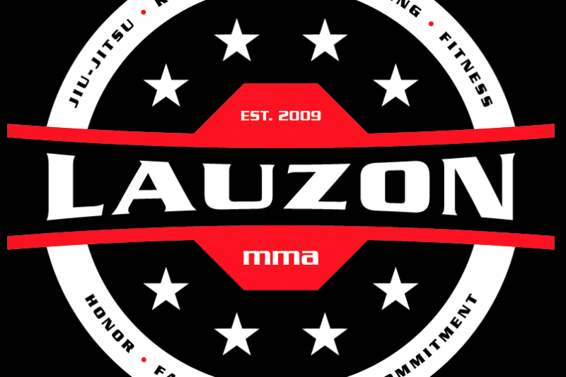 LauzonMMA-circular-FINAL-ON-BLACK 804w | Lauzon Mixed Martial Arts