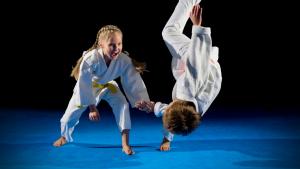 martial arts improves athletics