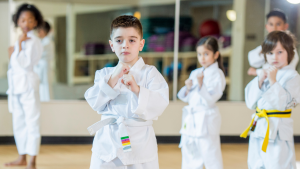what makes martial arts great for kids