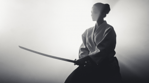 reduce stress with martial arts