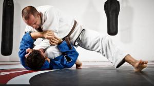 grappling martial arts