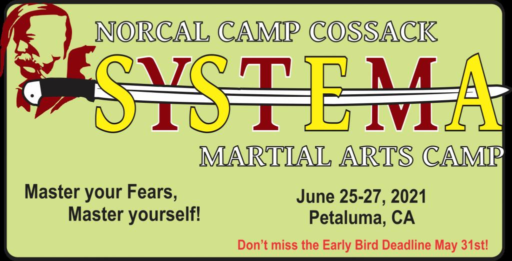 Martial arts camp for self defense