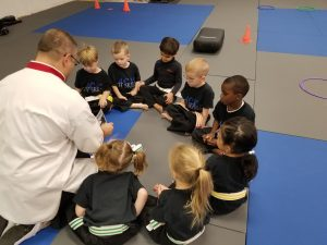 Early Skillz Martial Arts Classes for Preschoolers in Patchogue at 4GK Martial Arts