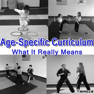 Picture of Age-specific martial arts