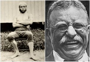 Young Teddy Roosevelt Studied Judo