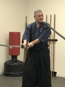 Abingdon Weapons Classes | Anshin Kai Martial Arts