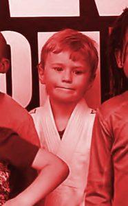 Atticus Texarkana Brazilian Jiu Jitsu student of the month