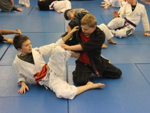 texarkana jiu jitsu kids BJJ program