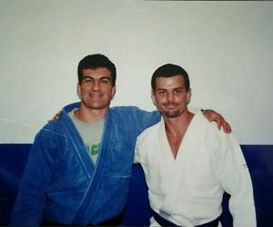 Marc Hagebusch Texarkana Jiu Jitsu with Carlos Machado Machado Jiu Jitsu
