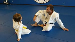 BJJ martial arts classes for girls