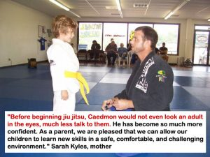 Texarkana Jiu Jitsu kids BJJ martial arts for confidence, fitness, self defense, bully prevention and fun