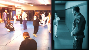 Texarkana Jiu Jitsu kid's kickboxing mma fitness program