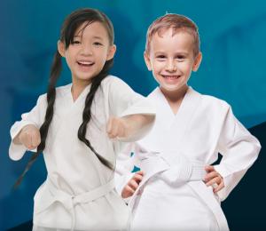 texarkana's best martial arts program for young kids