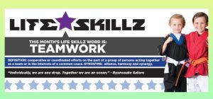 teamwork life skill AFMA